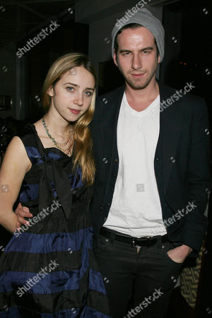 Zoe Kazan and Rightor Doyle