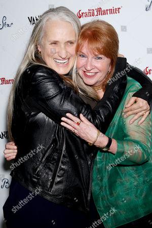 Jane Campion and Jan Chapman