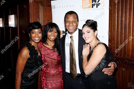 Amina Robinson ,Chyna Layne , Geoffrey Fletcher (screenwriter),Stephanie Andujar