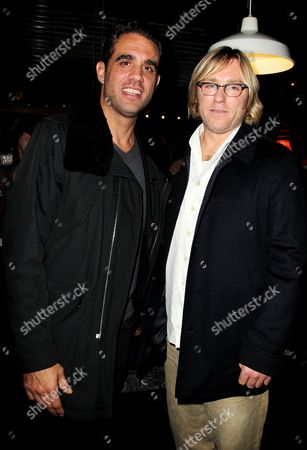 Editorial photo of 'Roadie' film screening after party, New York, America - 06 Dec 2011