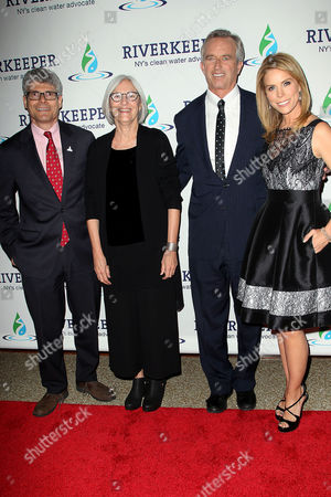 Editorial picture of Riverkeeper Fisherman's Ball, New York, America - 20 May 2015