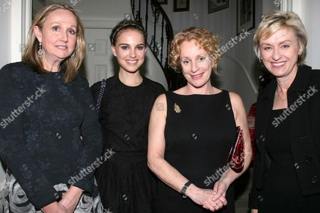 Editorial photo of A Private Dinner Hosted by Tina Brown After a Special Screening of 'The Other Boleyn Girl' film, New York, America - 27 Feb 2008