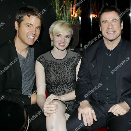Mark Steven Johnson (Director), Elizabeth Olin, John Travolta