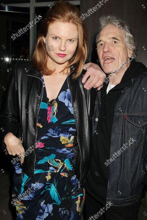 Shanyn Leigh and Abel Ferrara
