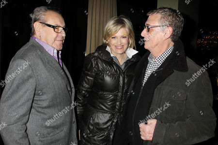 Milos Forman, Diane Sawyer and Mike Nichols