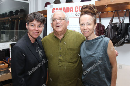 Editorial photo of 'Being Canadian' film premiere after party, New York, America - 18 Sep 2015