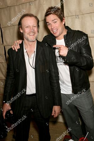 Patrick McMullan and Mark Mcgrath