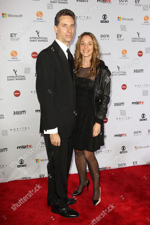 Ben Shenkman and Lauren Greilsheimer
