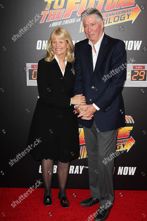 Editorial photo of 'Back To The Future' film 30th anniversary trilogy screening, New York, America - 21 Oct 2015