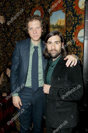 Jake Paltrow and Jason Schwartzman