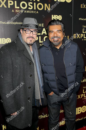 David Zayas, George Lopez