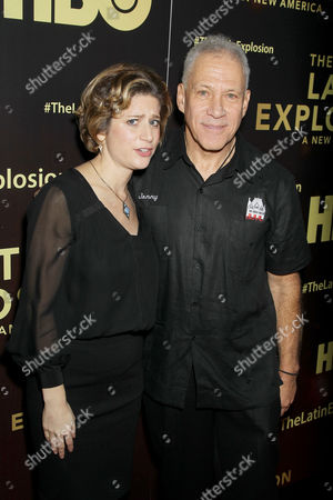 Sara Bernstein (VP Programing HBO), Jon Alpert (Producer)