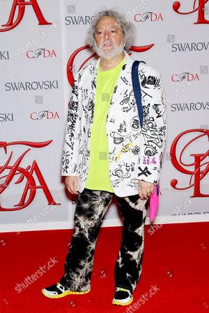 Editorial image of 2012 CFDA Fashion Awards, New York, America - 04 Jun 2012