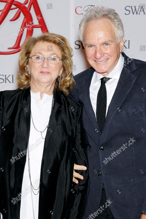 Sybil Kleinrock and David Yurman