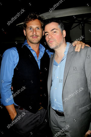 Josh Lucas and Kevin Corrigan