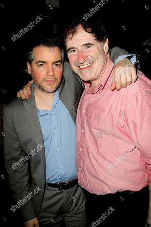 Kevin Corrigan and Richard Kind