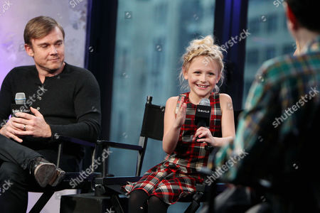 Rick Schroder and Alyvia Alyn Lind