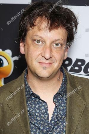 Editorial photo of 'Turbo' film premiere, New York, America - 09 Jul 2013