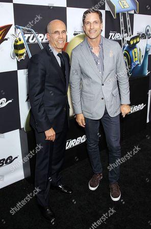 Editorial picture of 'Turbo' film premiere, New York, America - 09 Jul 2013