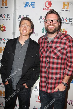 Tanner Foust and Rutledge Wood