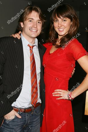James Snyder and Eva Amurri