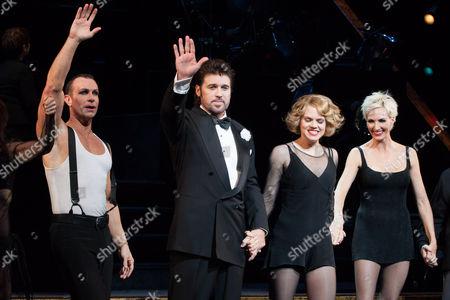 Billy Ray Cyrus, Amy Spanger, Amra-Faye Wright