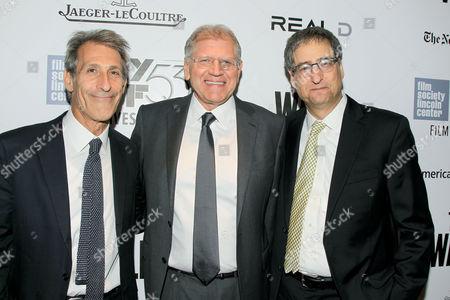 Michael Lynton (CEO Sony Entertainment), Robert Zemeckis (Direct