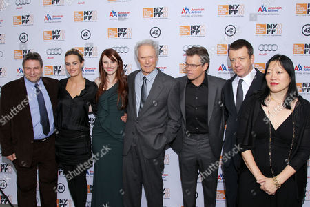 Richard Pena, Cecile de France, Bryce Dallas Howard, Clint Eastwood, Matt Damon, Peter Morgan, Rose Kuo