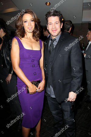 Jennifer Beals and Christian Kane
