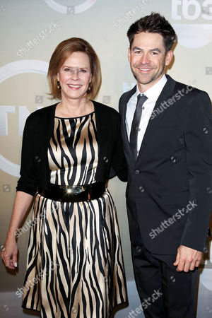 Stock Image of JoBeth Williams and Kyle Howard
