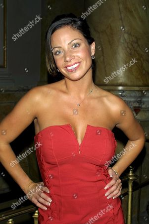 Editorial photo of 'CHILLIN' AT THE PLAYBOY MANSION' CD LAUNCH, NEW YORK, AMERICA - 07 MAY 2003
