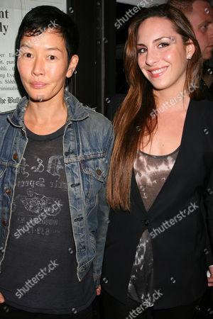 Jenny Shimizu and Susi Kenna