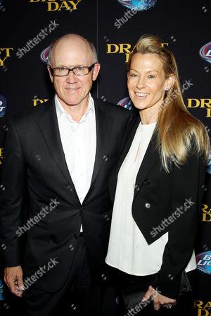 Editorial photo of 'Draft Day' film screening, New York, America - 10 Apr 2014