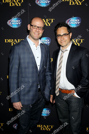 Scott Rothman (Screenwriter) and Rajiv Joseph (Screenwriter)