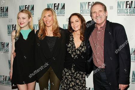 Dakota Fanning, Amy Berg, Diane Lane, Peter Travers