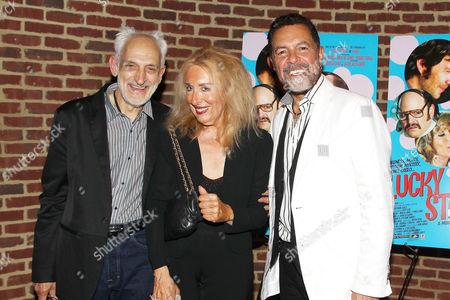 Editorial photo of 'Lucky Stiff' special film screening, New York, America - 20 Jul 2015