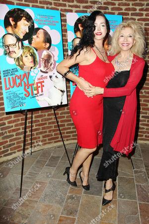 Editorial image of 'Lucky Stiff' special film screening, New York, America - 20 Jul 2015