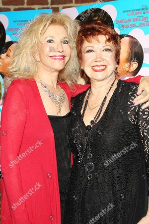 Pamela Shaw and Donna McKechnie