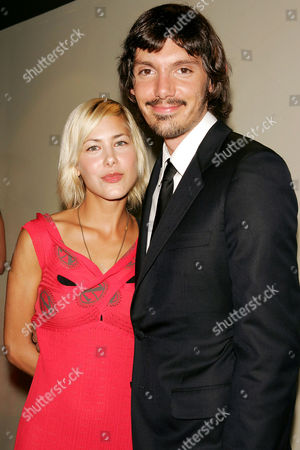 Nicole Vicius and Lukas Haas