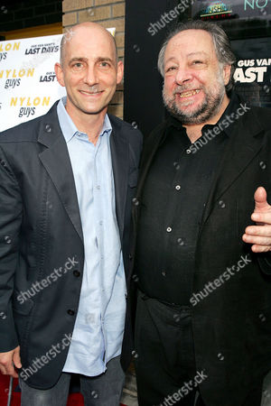 Danny Wolf and Ricky Jay