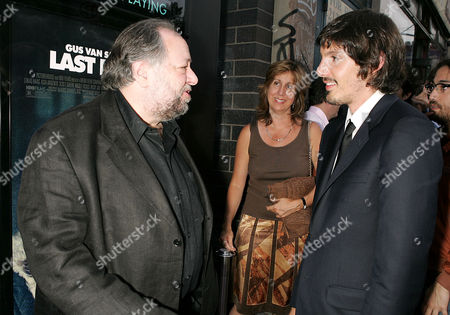 Ricky Jay and Lukas Haas