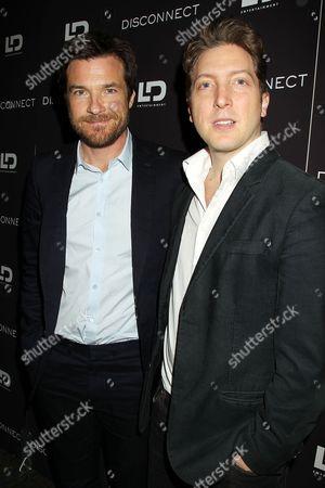 Jason Bateman and Henry-Alex Rubin
