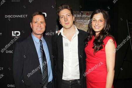Mickey Liddell, Henry -Alex Rubin and Jen Monroe