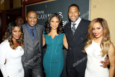 Editorial image of 'The Best Man Holiday' special film screening, New York, America - 11 Nov 2013