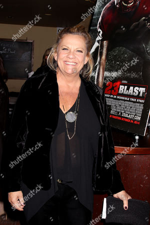 Editorial image of '23 Blast' film premiere after party , New York, America - 20 Oct 2014