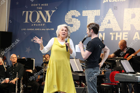 Tyne Daly, Bobby Steggert (Mothers and Sons)