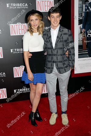 Wallis Currie-Wood, Alex Sharp