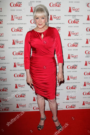 Editorial picture of The Heart Truth's Red Dress Collection 2012 Fashion Show, New York, America - 08 Feb 2012