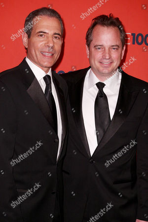 Richard Stengel (TIME Managing Editor) and Mark Ford (TIME President)