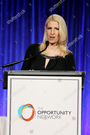 Editorial picture of The Opportunity Network's 7th Annual Gala, New York, America - 07 Apr 2014